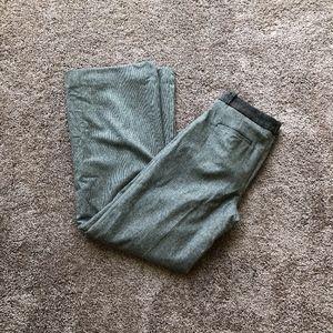 Banana Republic Wool Work Pants